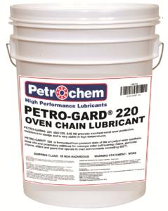 Petro Gard 220 Oven Chain Lubricants