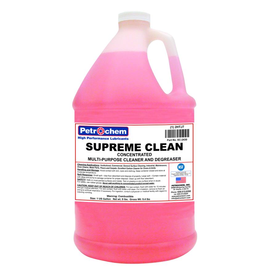 2HTJ7 - SUPREME_CLEAN SC-2430